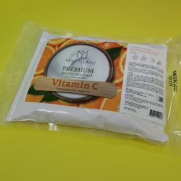 Маска альгинатная для лица «MAY ISLAND» Premium Modeling Mask «VITAMIN C» 250g (Копировать)