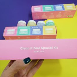 Щербет «banila co.» Clean It Zero Special Kit (4items)