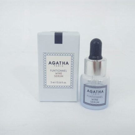 Питающая ампула для всех типов кожи AGATHA Funtionnel Wine Serum 5ml
