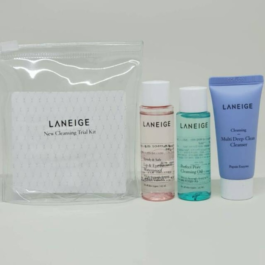 Мини набор Laneige New Cleansing Trial Kit